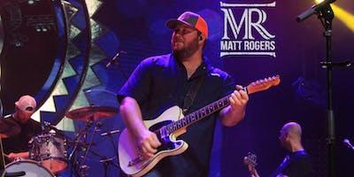 Matt Rogers LIVE at Stampede