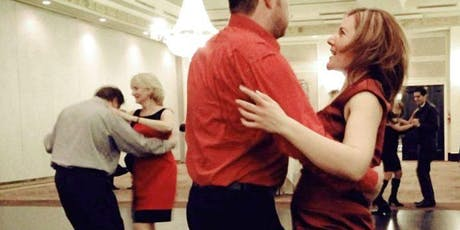 BALLROOM dance class THURSDAYS 7-8PM tickets