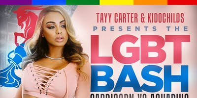 LGBT BASH CAPRICORN VS AQUARIUS EDITION