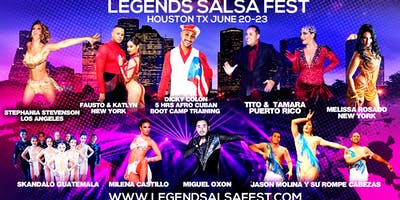 Legends Salsa Fest 2019
