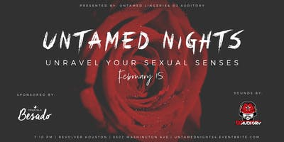 Untamed Nights: Unravel Your Sexual Senses