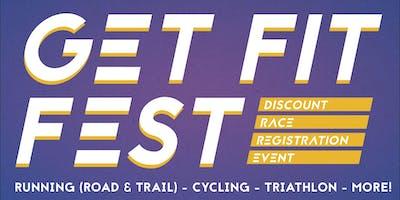 Get Fit Fest Redwood City - Discounted Race Registration Event!