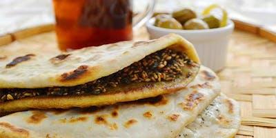 Vegan Lebanese Tasting