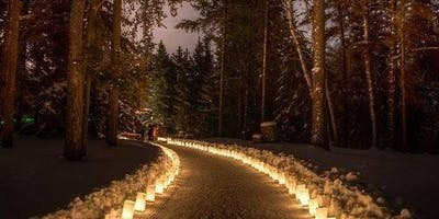 Candlelight Snowshoe and Dinner February 15