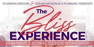 The Bliss Experience: Planners + Design Workshop