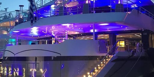 Beyond All White Yacht Party