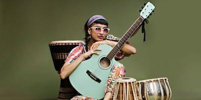Alysha Brilla Acoustic Family Jam