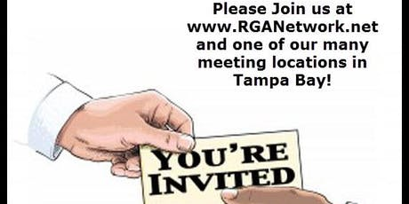 Sout Tampa  Professional Business Networking~ Close more Business South Tampa tickets