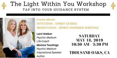 The Light Within You Workshop (Tap Into Your Guidance System)