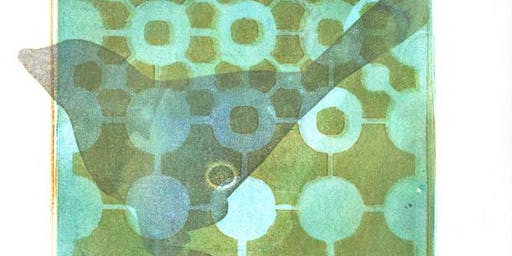 Gelli Plate Monoprints - Make Your Mark Art Workshops