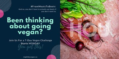 7-Day Jumpstart to Vegan Challenge | Houston
