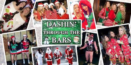Dashin' Through The Bars Crawl | Raleigh, NC tickets