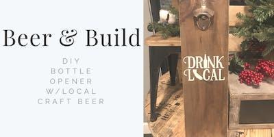 Beer & Build