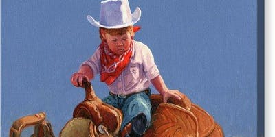 Painting On The Ranch (For Kids)