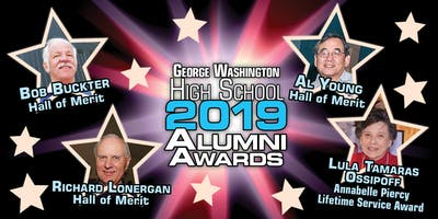 2019 Alumni Awards Banquet