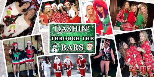 Dashin' Through The Bars Crawl | Richmond, VA