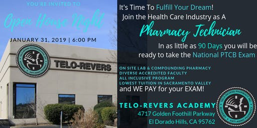 Telo-Revers Academy Open House Night