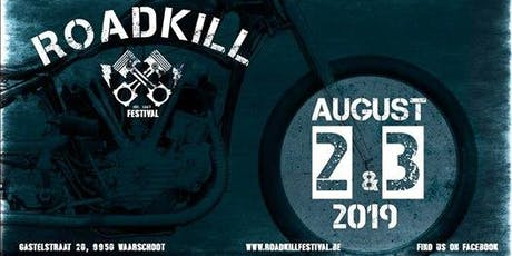 Roadkill Festival 2019 tickets