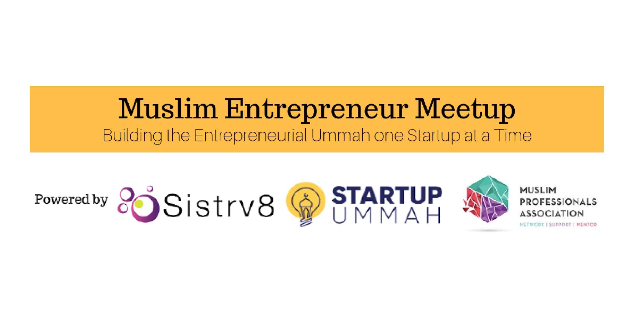 Building the Muslim Entrepreneurial Ummah one