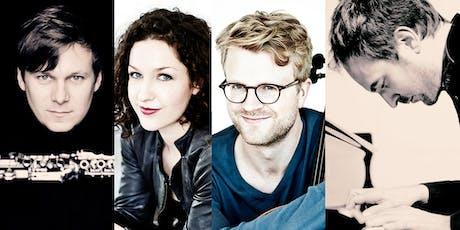 Meistersolisten im Isartal 5/2019: Quatuor pour la fin du temps Tickets