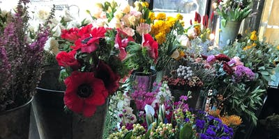 Floral Open Bar
