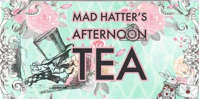 Alice in Wonderland Afternoon Tea at Hockwold Hall SATURDAY