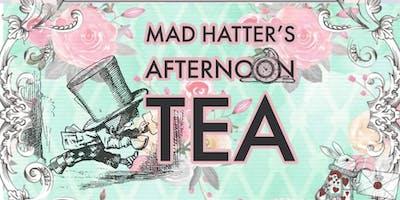 Alice in Wonderland Afternoon Tea at Hockwold Hall SUNDAY