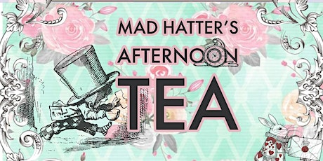 Alice in Wonderland Afternoon Tea at Hockwold Hall SUNDAY tickets