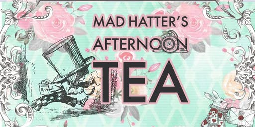 Alice in Wonderland Afternoon Tea at Hockwold Hall SUNDAY