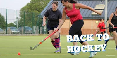 Back to Hockey with Derby HC