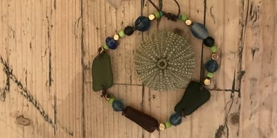 Sea Glass Jewellery Making Workshop