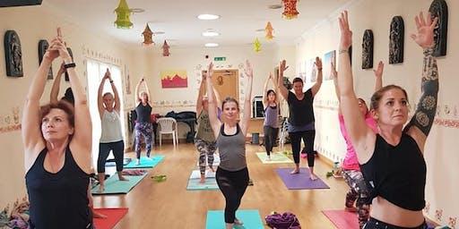 Yoga Classes & Vegan Lunch at Krishna Eco Farm