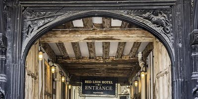 ghost hunt at the very haunted  red lion hotel colchester