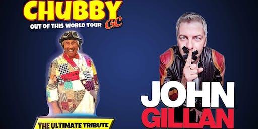 KINGS OF COMEDY - Chubby GC & John Gillan