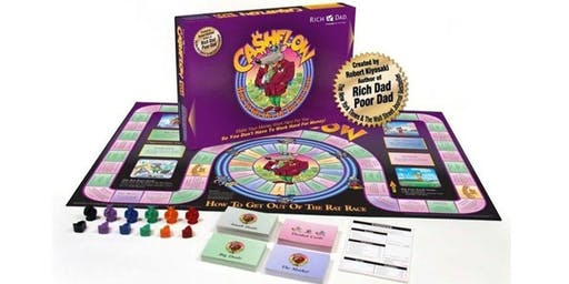 Financial literacy through playing Robert Kiyosaki's Cashflow Game
