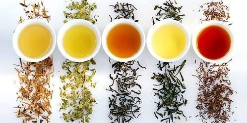 Introduction to Tea Blending Creative Craft Class