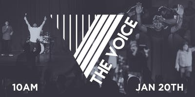 The Voice Church Launch!