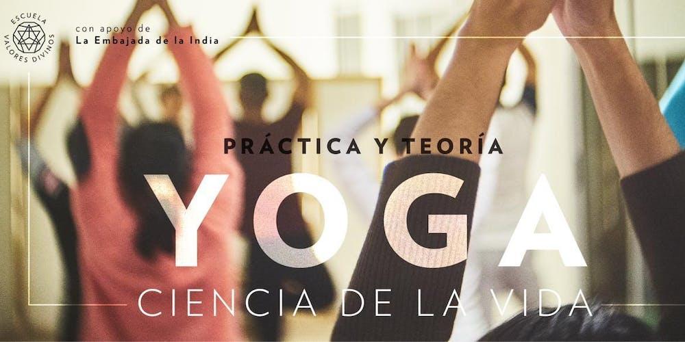 Curso Gratuito de Yoga para el Bienestar Entradas 12f8447559a7