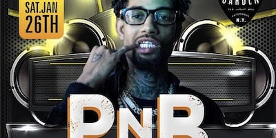 PnB Rock & Friends @ Stereo Garden