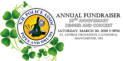 New Hampshire Police Association Pipes & Drums Annual Fundraiser