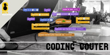 Coding Goûter  billets