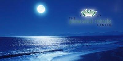 Full Moon Beach Satsang & Meditation by Donation