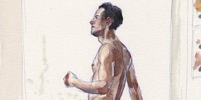 Life Drawing Class with John MacConnell