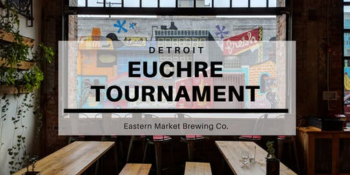 Euchre Tournament at Eastern Market Brewing