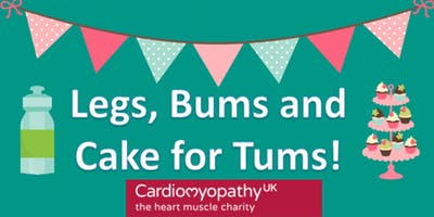 Legs, Bums and Cake for Tums!