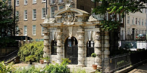 London's Riverside - A Guided Architectural Treasure Hunt