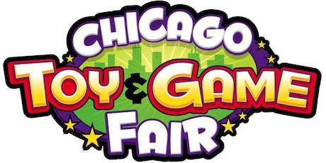 2019 Chicago Toy & Game Fair tickets