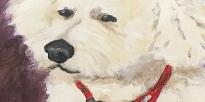 Paint Your Pet at Art Central - May!