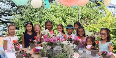 2019 Fairy Garden Party   Mother - Daughter Event