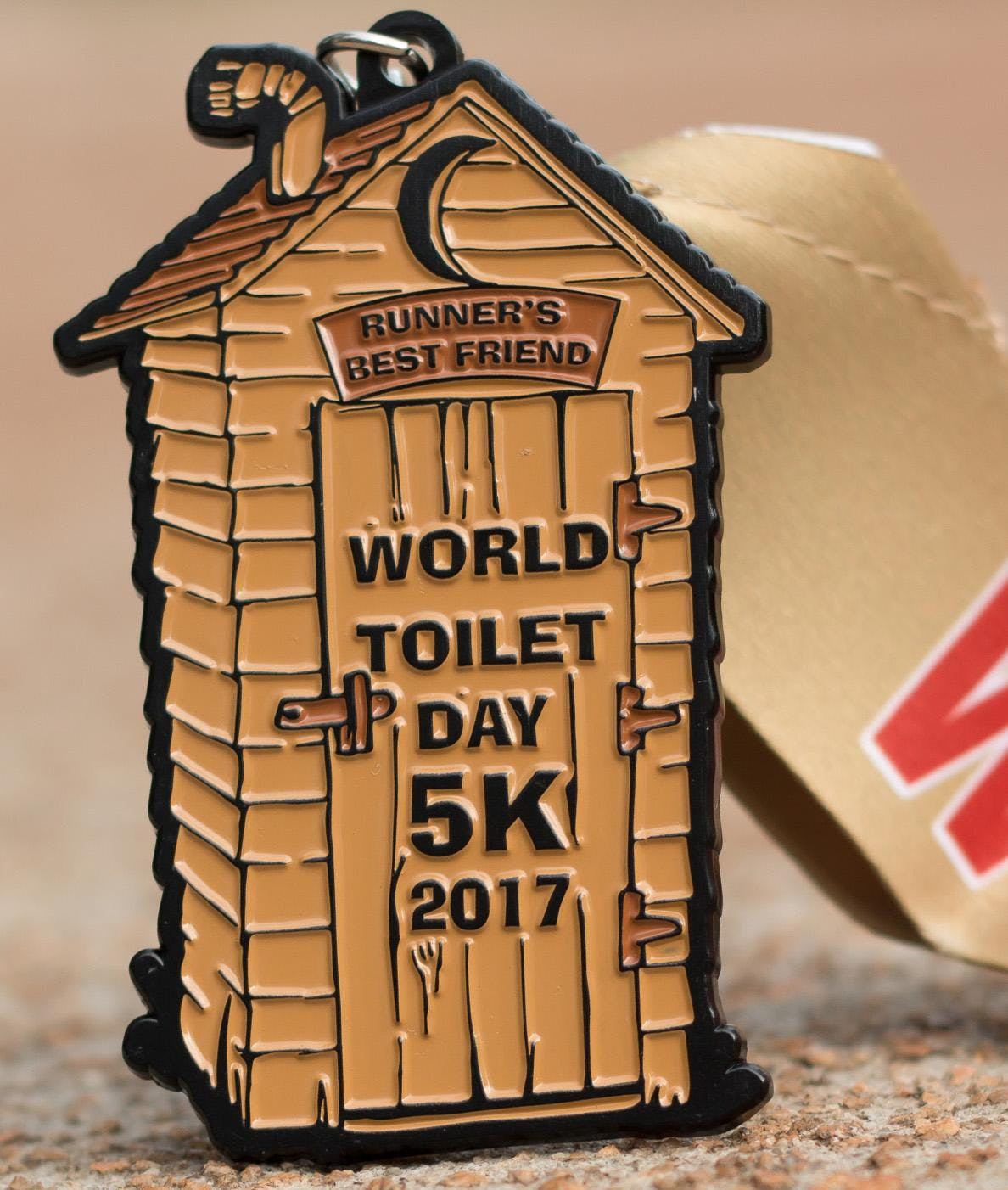Now Only $8.00! World Toilet Day 5K - Huntington Beach